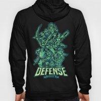 Defense Team Hoody