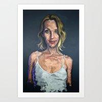 Self Assured Art Print