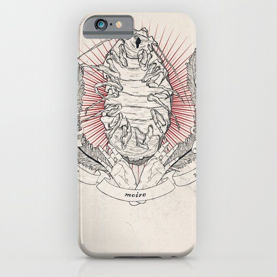 moire iPhone & iPod Case