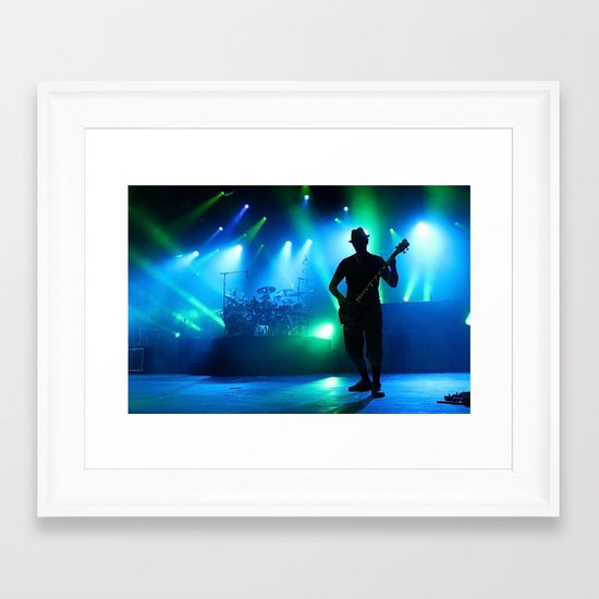 311 Framed Art Print