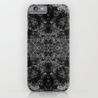 iPhone & iPod Case featuring River Foam Snowflake by Katherine Farah