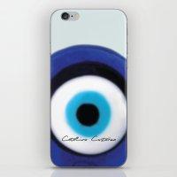 Evil Eye iPhone & iPod Skin