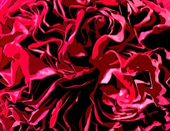 Rose (Charles de Mills) Art Print