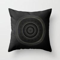 Inner Space 5 Throw Pillow