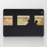 Travelling without moving iPad Case