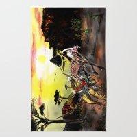 Final Fantasy 8 Chimera … Rug