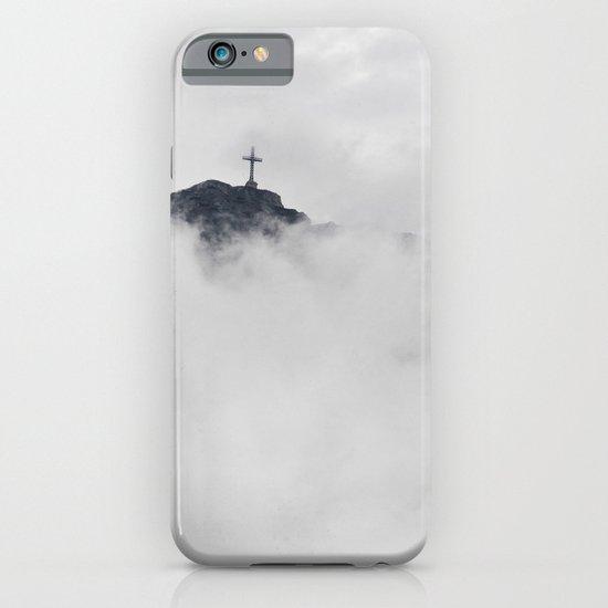 Foggy Faith iPhone & iPod Case