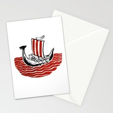 Lone Viking Stationery Cards