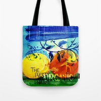Organic Fruits Tote Bag