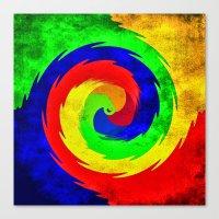 Wavewerx Canvas Print