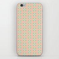 Pattern_01 iPhone & iPod Skin