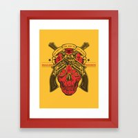 Firefly 57th Brigade Mal's Independents Brigade Framed Art Print