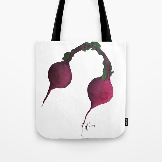 Beets by Me Tote Bag