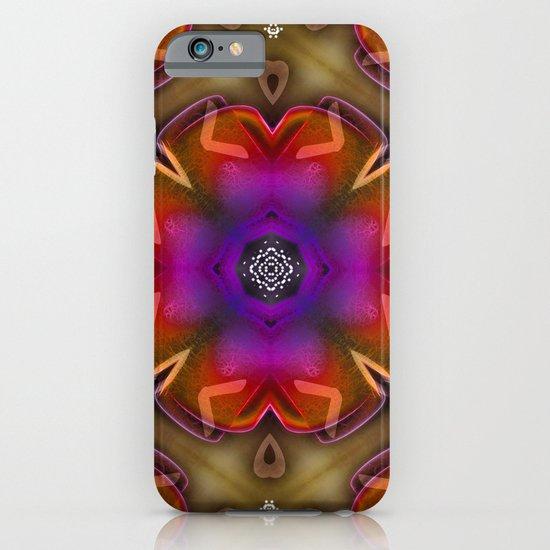 Mandala 8 iPhone & iPod Case