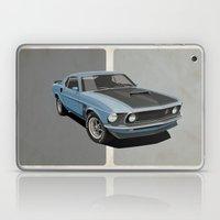 Ford Mustang Laptop & iPad Skin
