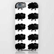 White Sheep Slim Case iPhone 6s
