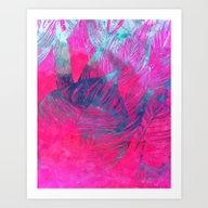 Hot N Drunk Pink #societ… Art Print