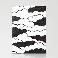 the sky is the limit Stationery Cards