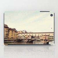 Ponte Vecchio iPad Case