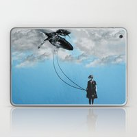 Defying Gravity Laptop & iPad Skin