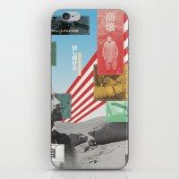 Cosmonostro: The Press Conference iPhone & iPod Skin