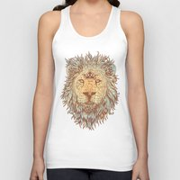 The Blue-Blooded And The… Unisex Tank Top