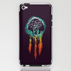 Dream Catcher (the rustic magic) iPhone & iPod Skin