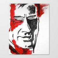 Redress Canvas Print