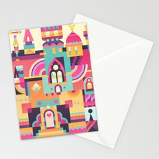Structura 6 Stationery Cards
