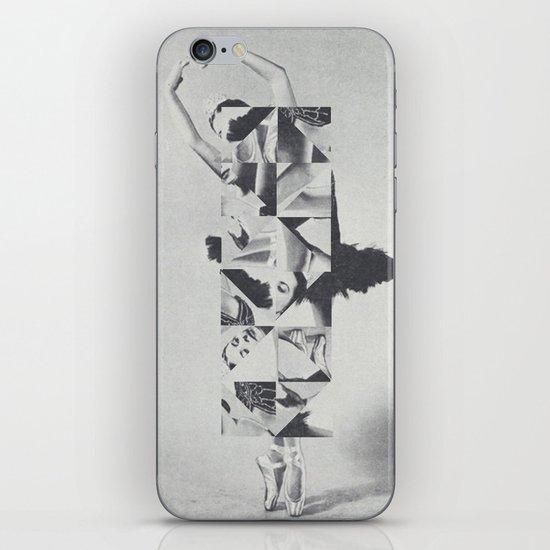 Diamond Dancer iPhone & iPod Skin
