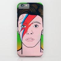 David Bowie iPhone 6 Slim Case