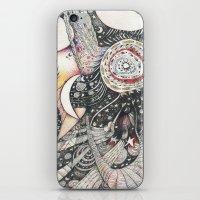 The Silver Cord iPhone & iPod Skin