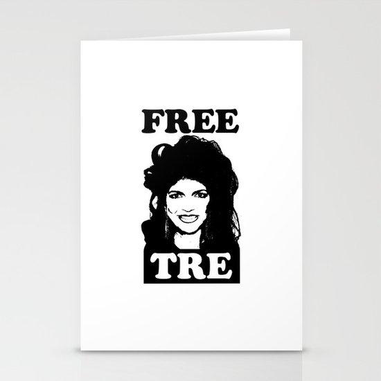 FREE TRE Stationery Card