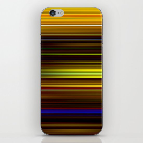 Accident iPhone & iPod Skin