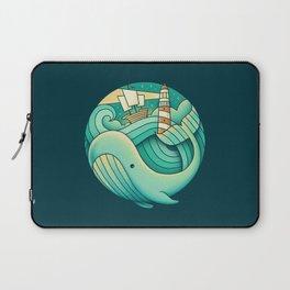 Laptop Sleeve - Into the Ocean - Enkel Dika