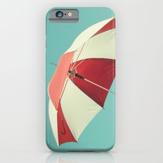 Rainy Days don't Last Forever iPhone 6 Slim Case