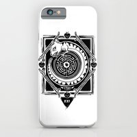 iPhone & iPod Case featuring MambaSphynx by Kathedral