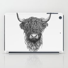 Highland Cattle iPad Case