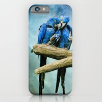 iPhone & iPod Case featuring Blue Heaven by tarrby
