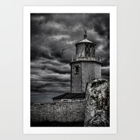The Lizard Lighthouse Art Print