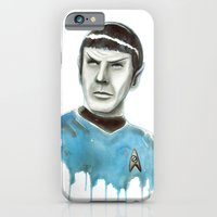 iPhone & iPod Case featuring Live Long and Prosper by Tiffany Willis