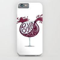 iPhone & iPod Case featuring Wino by Tiny Pencil Studio: Illustration & Desig