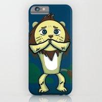 Cowardly Lion iPhone 6 Slim Case