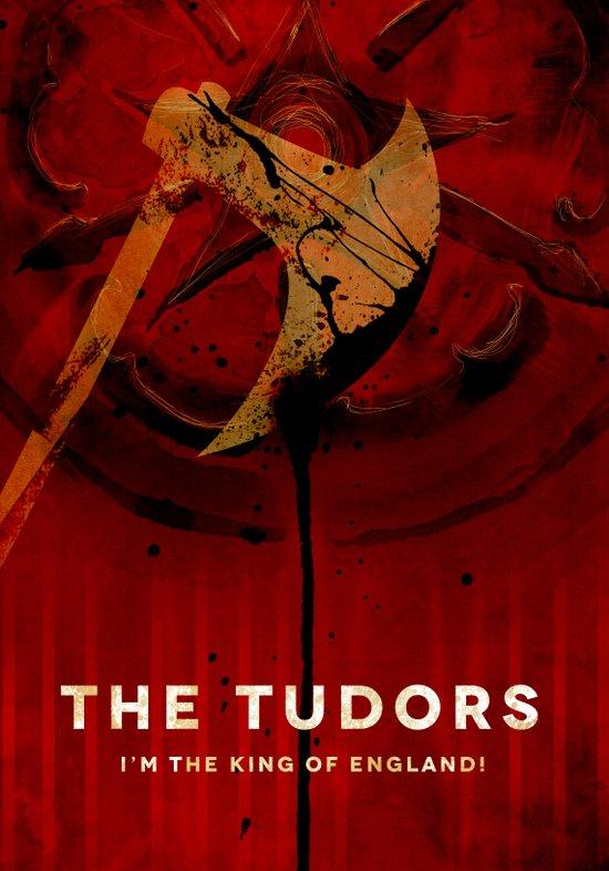 THE TUDORS Art Print