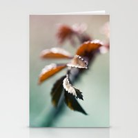 nature colors Stationery Cards
