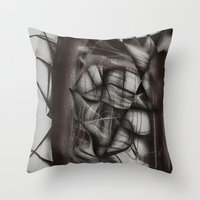 Didaction Throw Pillow