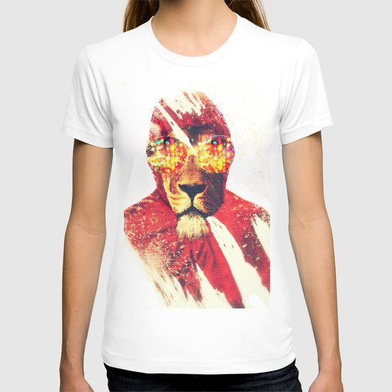 Lion Zion T-shirt