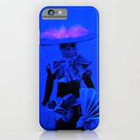 iPhone & iPod Case featuring La huesuda by IstariDanae