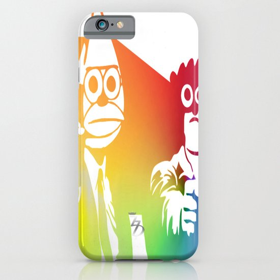 Regular Fiction iPhone & iPod Case