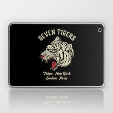 Seven Tigers Laptop & iPad Skin